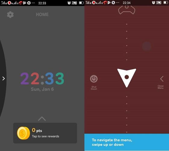 Drivemode Easy App Navigation