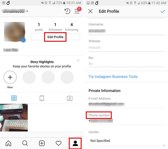 How to Prevent Other Instagram Users from Finding You - Make