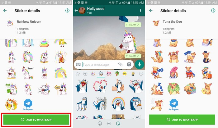 how to add new stickers in whatsapp iphone