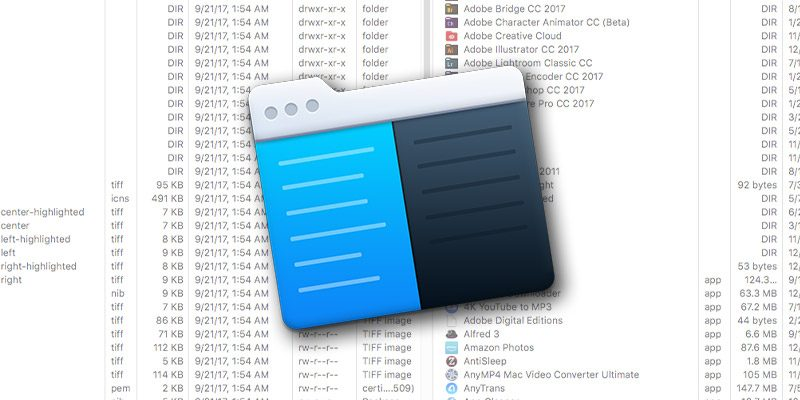 Commander One: a Finder Replacement for macOS - Make Tech Easier