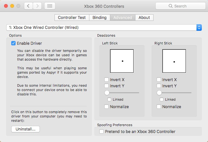 connect-xbox-one-controller-to-mac-controller-advanced