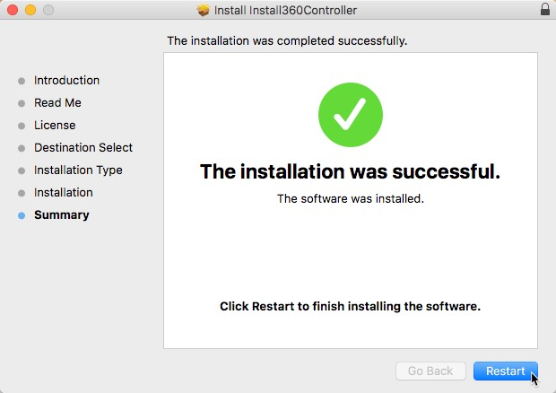 connect-xbox-one-controller-to-mac-controller-installer-restart