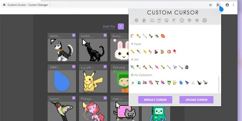Custom Cursor for Chrome - Make Tech Easier Software