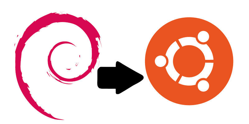 Debian To Ubuntu