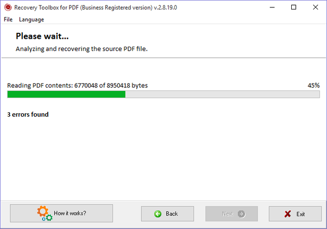 pdf recovery toolbox full version