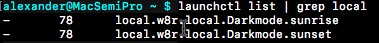 stop-programs-run-at-startup-macos-launchctl-list-grep