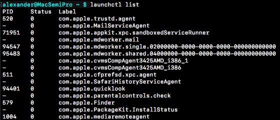 stop-programs-run-at-startup-macos-launchctl-list