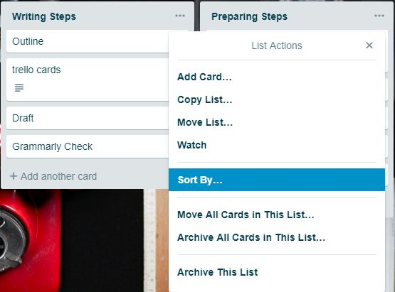 trello-cards-sort-by