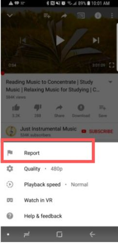 youtube-safety-report