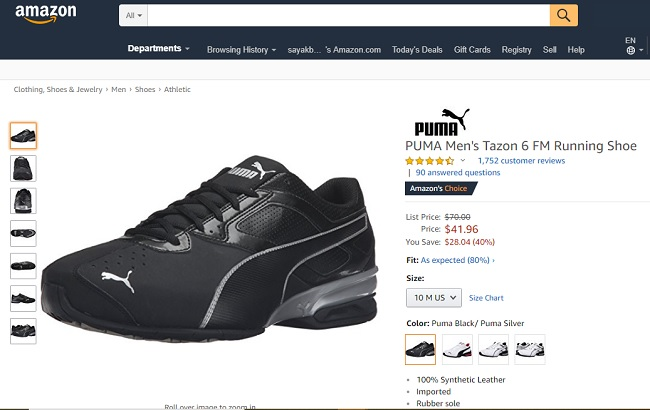 amazon-sample-product-screenshot