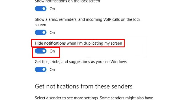How to Personalize Your Windows 10 Notifications - Make Tech