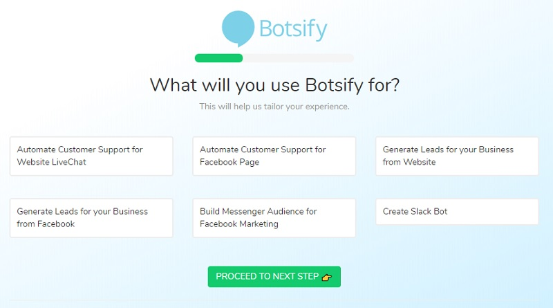 Botsify introduction