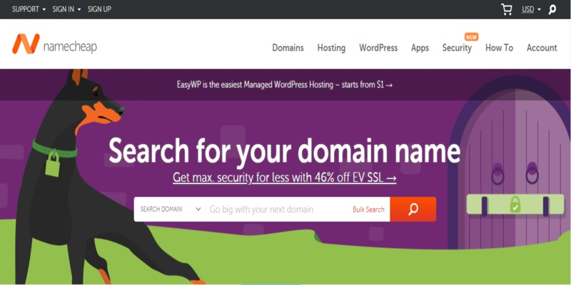The Best Domain Name Registrars for 2019 - Make Tech Easier