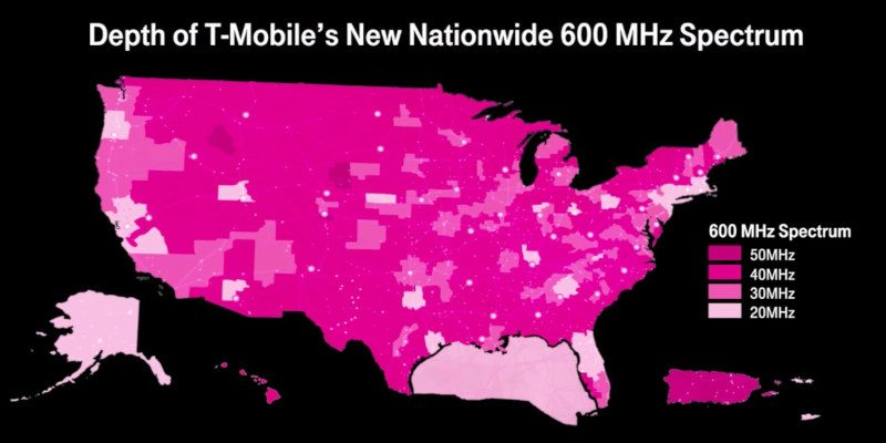 What T-Mobile's Band 71 Means for Its Subscribers - Make Tech Easier