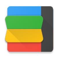 Black Menu for Google