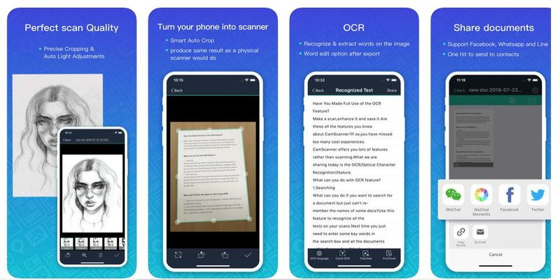 6 of the Best Document Scanner Apps for iOS - Make Tech Easier
