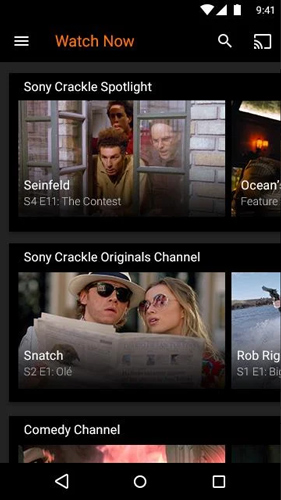 free-movie-apps-android-crackle