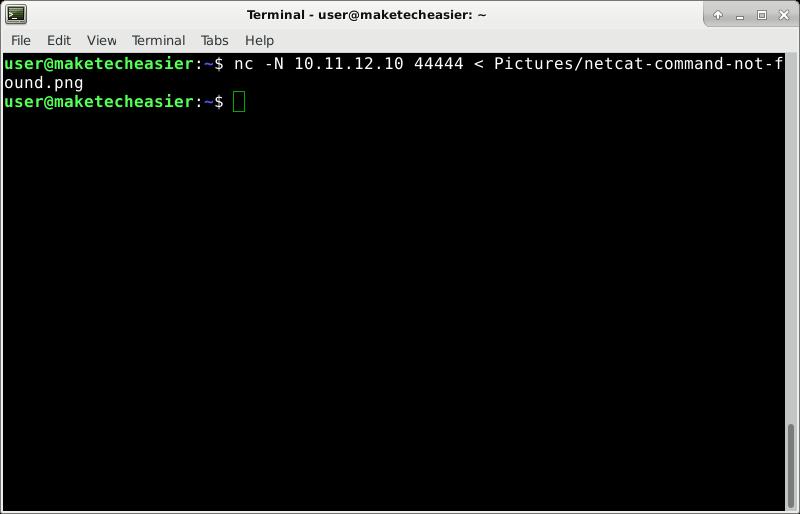 netcat-sending-file