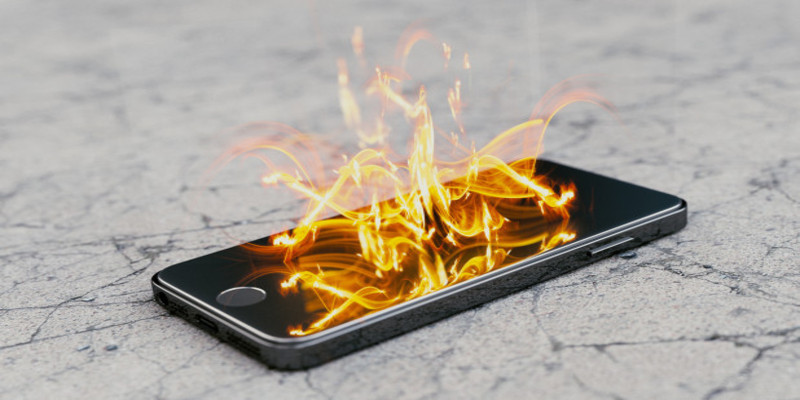 چگونگی جلوگیری از انفجار باطری گوشی های هوشمند