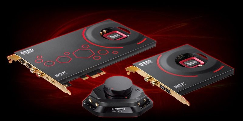 Sound Cards Featured