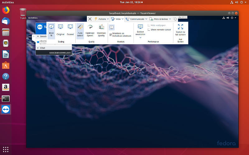 How to Install and Use Teamviewer on Linux - Make Tech Easier