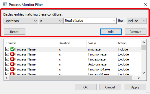win-10-see-changes-to-registry-04-add-second-filter
