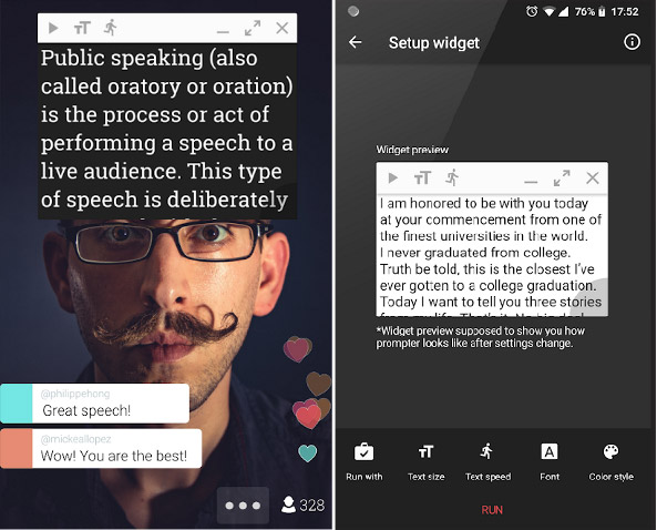 android-teleprompter-app-oratory
