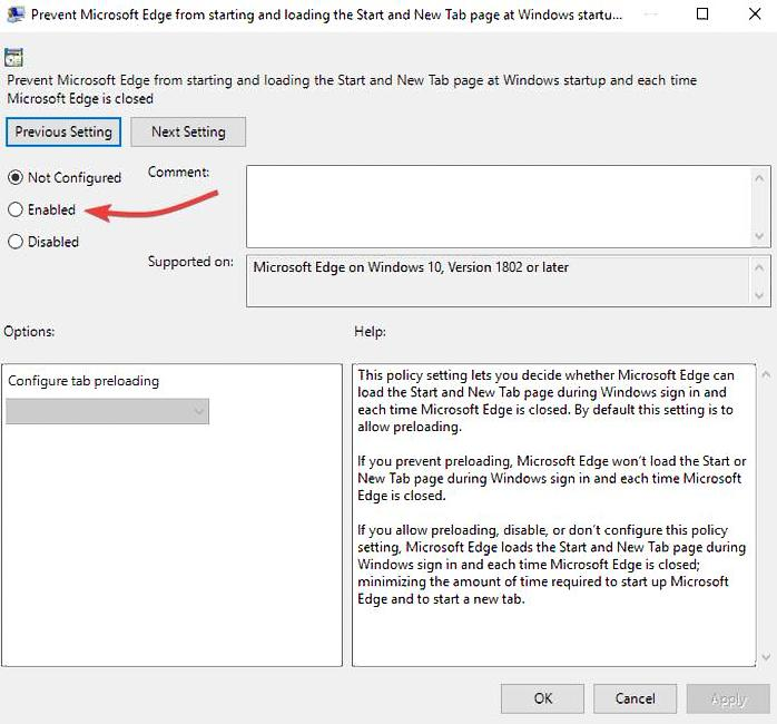 How to Block Microsoft Edge from Running in the Background