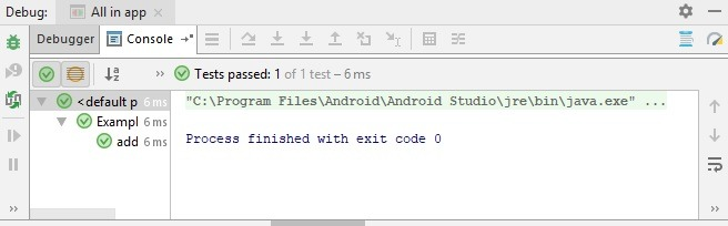 Debug App in Android Studio