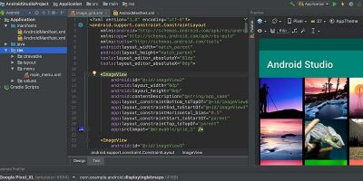 Android Studio from Official Website