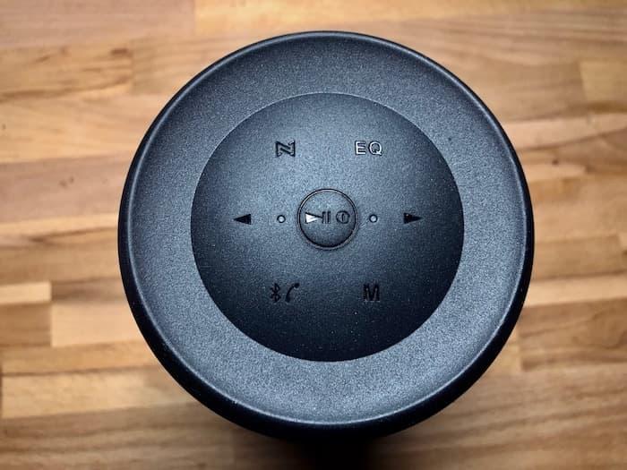 zenbre speaker control