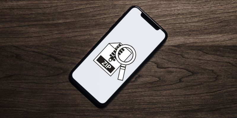application to open rar files on android