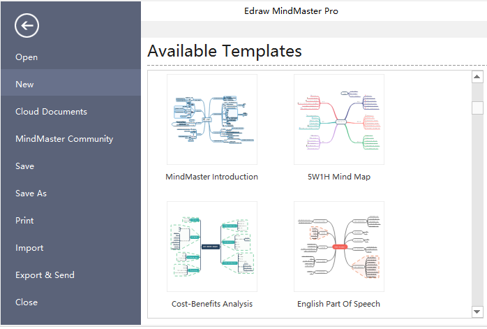 edraw-mindmaster-available-templates