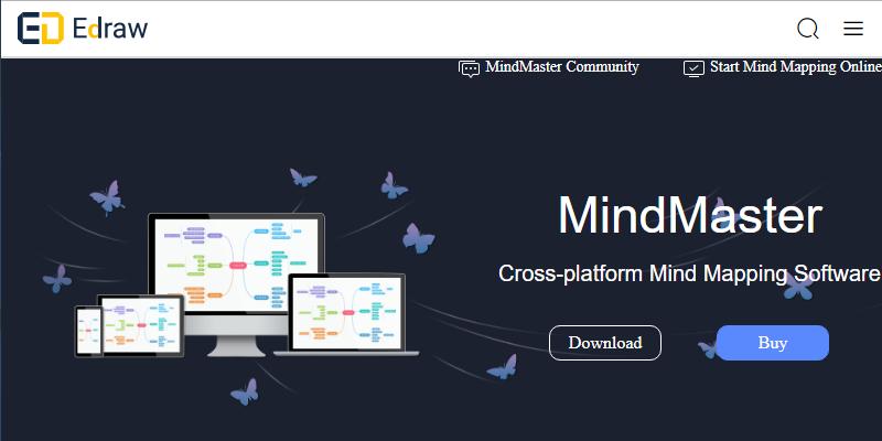 Edraw MindMaster: Your Perfect Mind-Mapping Companion - Make