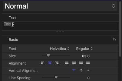 final-cut-pro-add-text-title-video-text-box