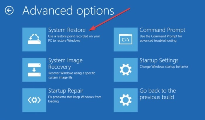 fix-bad-system-config-info-windows-10-advanced-options-system-restore