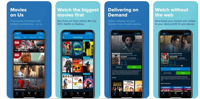 watch free movies app