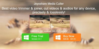 Joyoshare video cutter