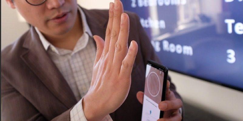 LG G8 ThinQ Will Use Hand ID, Biometric ID Using Palm Vein