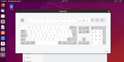 Change Keyboard Layout on Linux
