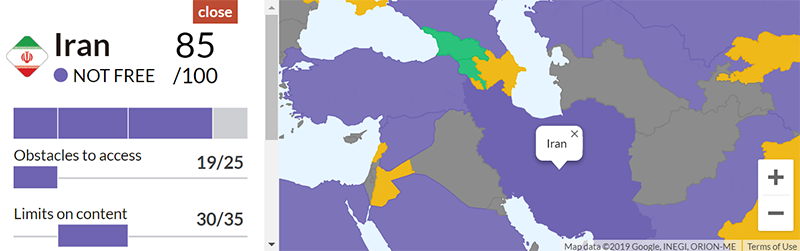 vpn-countries-iran