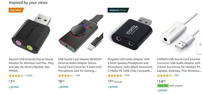 Buying Usb Adaptors Online Amazon