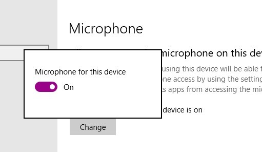 How to Deactivate the Microphone in Windows 10 - Make Tech
