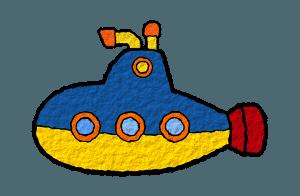ping-submarine
