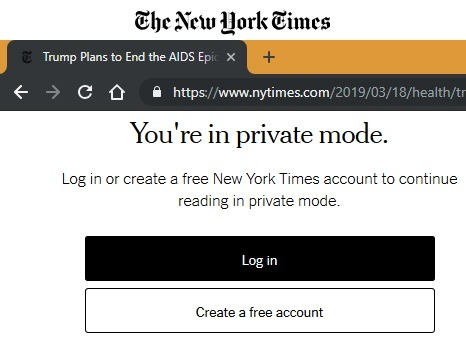How to Bypass Paywalls of Leading News Websites - Make Tech