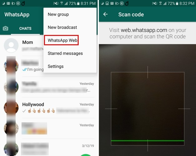 What To Do If Someone Has Access To Your Whatsapp Account