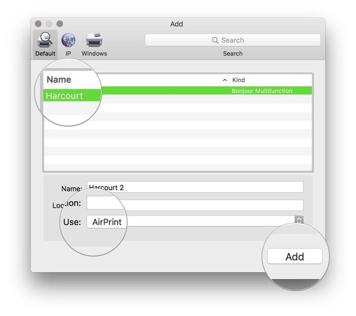add-remove-printers-mac-airprint-printer