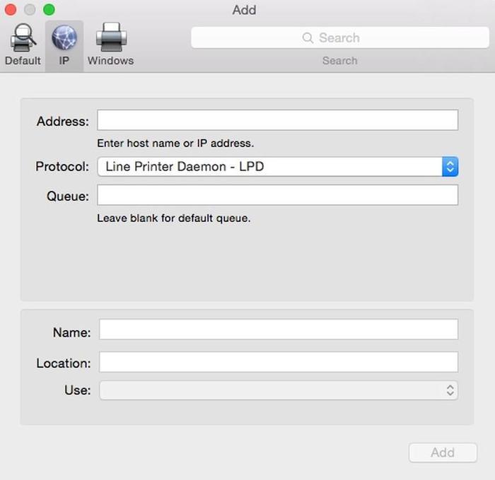 add-remove-printers-mac-printer-information