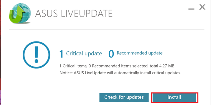 Asus Live Update Featured